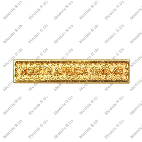 CLW2MN06 – North Africa 1942-43 Clasp – Mini
