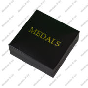 AGBXLL03 – Medal Case Leather Look – Small A